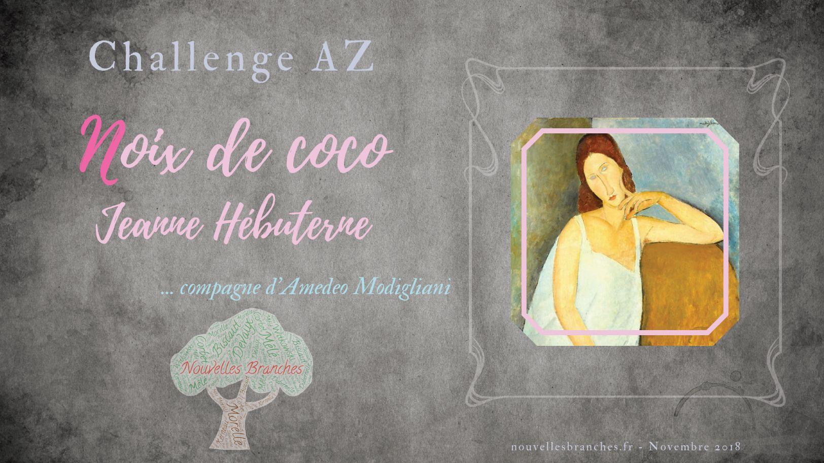 ChallengeAZ - Fernande Olivier (muse de Picasso)
