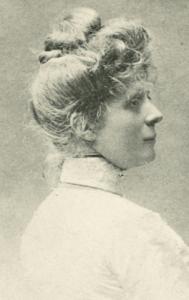 Bibliothèque  Marguerite Durand, ~1900, Paris