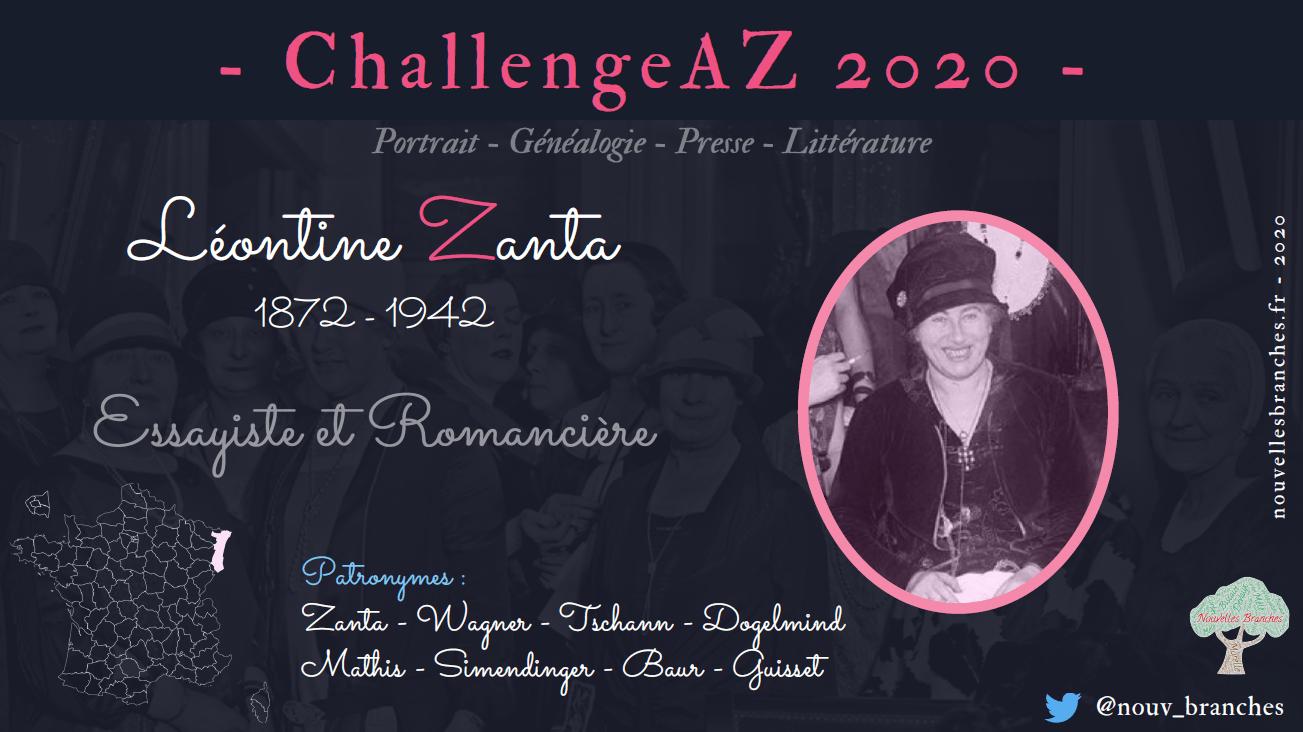 Challenge AZ cover image